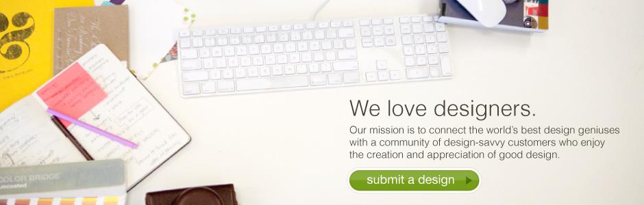 Design Challenge Homepage