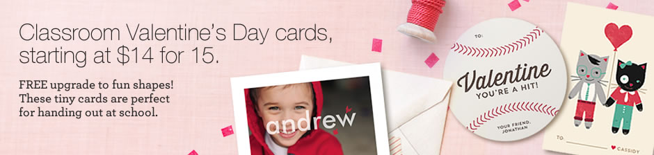 Valentine's Photo Cards
