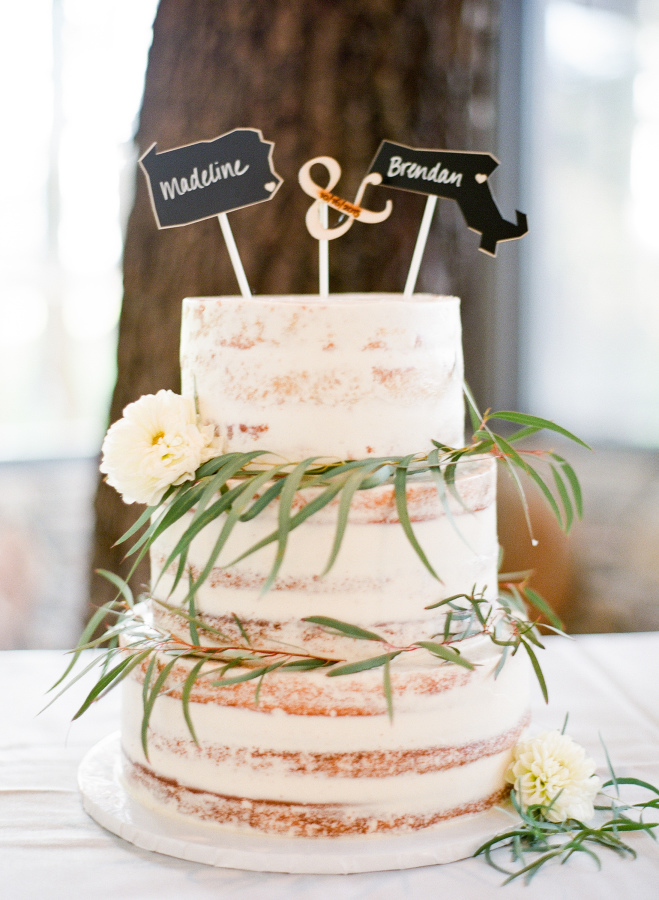 state wedding cake toppers of massachusetts and pennsylvania