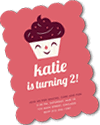 kids birthday invitatio
