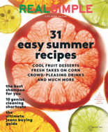 Real Simple- August 2015