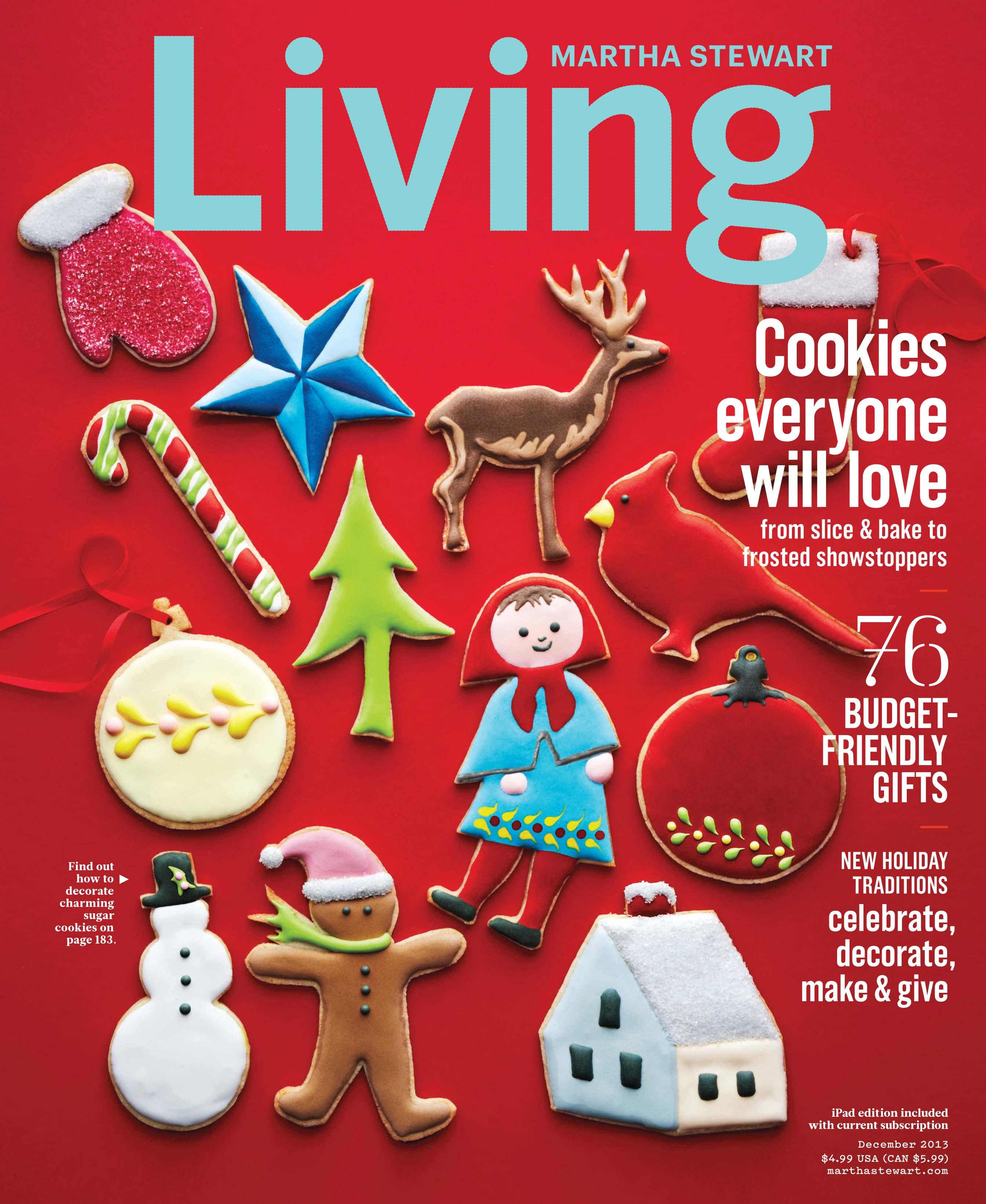 Martha Stewart Living - December 2013