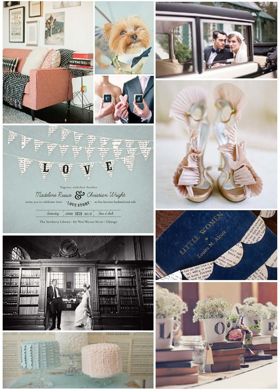 Wedding Inspirations Boards