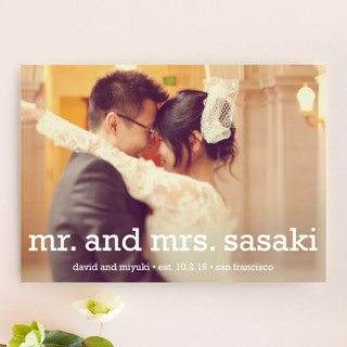 Happy Everything Wedding Announcements by annie cl... | Minted
