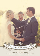 Celebration Wedding Announcements
