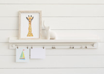 The Little Artist Shelf™ Art Shelves
