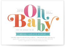 Oh Baby! by Laura Moyer