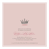 Our Little Princess Baptism and Christening Invitations