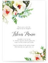 lovely floral faith
