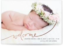 Scripted Welcome by Kelly Ventura