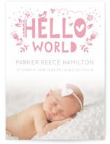 Cute Hello World by Ekaterina Romanova