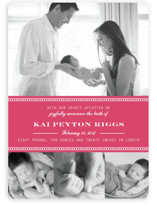 Sweet Arrival Birth Announcement Magnets
