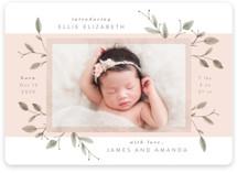 Petite Birth Announcement Magnets
