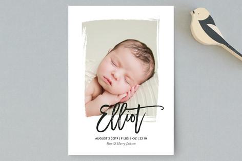 Gallery Birth Announcement Postcards