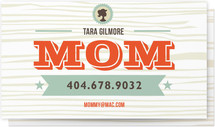I&#039;m A Mom Business Cards