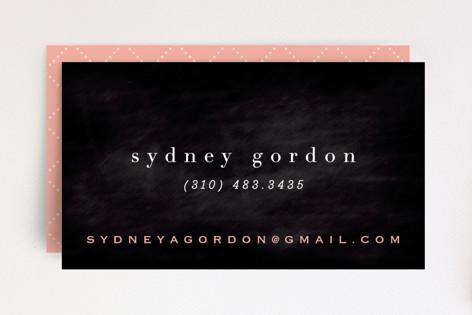 agnolotti Business Cards