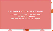 Funfetti Business Cards