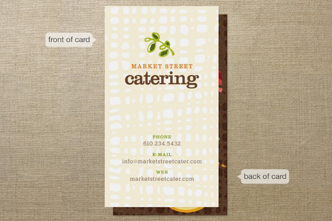 Garden Variety Business Cards