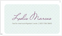 Hello Patterns Business Cards