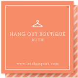 Corner Boutique Business Cards