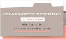 File Share Business Cards