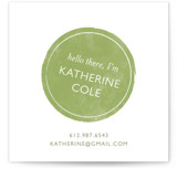 Stamp and Stripe Business Cards