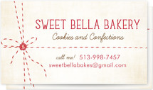Baker's Twine Business Cards