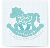 Rock-a-Bye Baby Shower Invitations