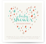Shower of Love Baby Shower Invitations