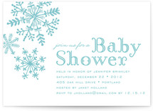 Copenhagen Joy Baby Shower Invitations