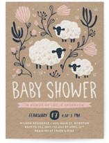 Sheep Shower by Kiersten Garner