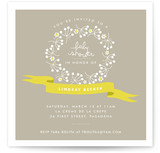 Full of Joy Baby Shower Invitations