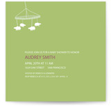 Simply Mobile Baby Shower Invitations
