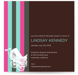 Baby&#039;s Love Baby Shower Invitations