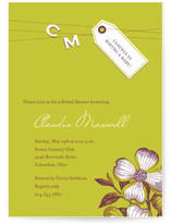 Charmed Baby Shower Invitations