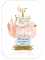 Ready to Hatch Baby Shower Invitations