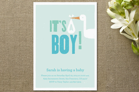 Baby boy baby shower invitations by tracy white ta minted baby boy baby shower invitations filmwisefo