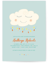 Petit Nuage Baby Shower Invitations