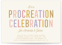 Procreation Celebration by Stacey Hill