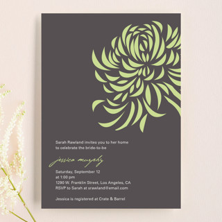 bridal shower invitation wording example sarah rawland invites you to her home to celebrate the bride to be jessica murphy saturday september 12 at 100pm