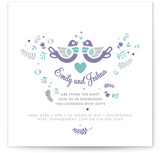 Love Bird Shower Bridal Shower Invitations
