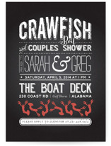 Crawfish & Couples by Lesa Abney
