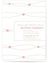 Swell Bridal Shower Invitations