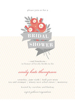 Posie-tively Pretty Bridal Shower Invitations
