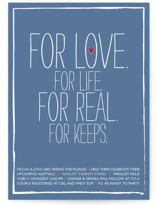 For Life For Love by Kayla Grunder