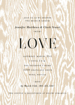 Central Park West Bridal Shower Invitations
