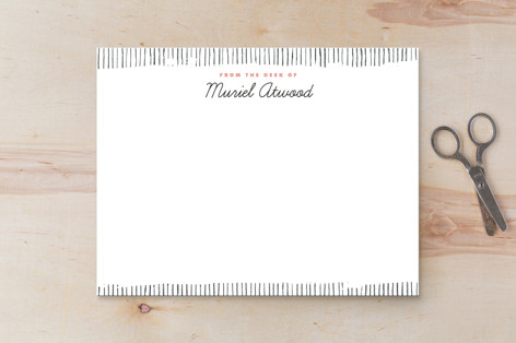 Pencil Pusher Business Stationery
