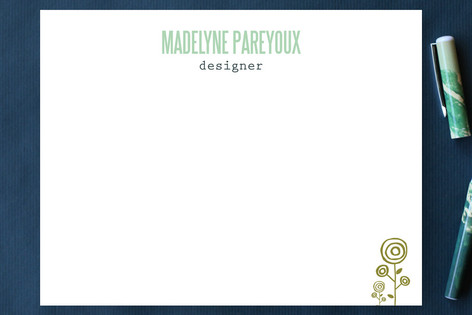 Riviera Business Stationery Cards