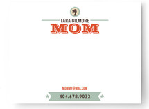 I'm A Mom Business Stationery Cards