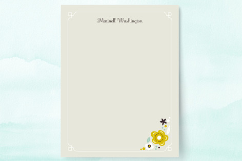 Ladylike Business Stationery Cards